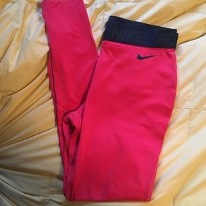 new listing!! Fleece Lined Nike Dri-Fit Leggings
